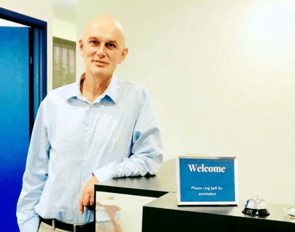 Image of Andrew Gardiner, director of Andrew Gardiner Law
